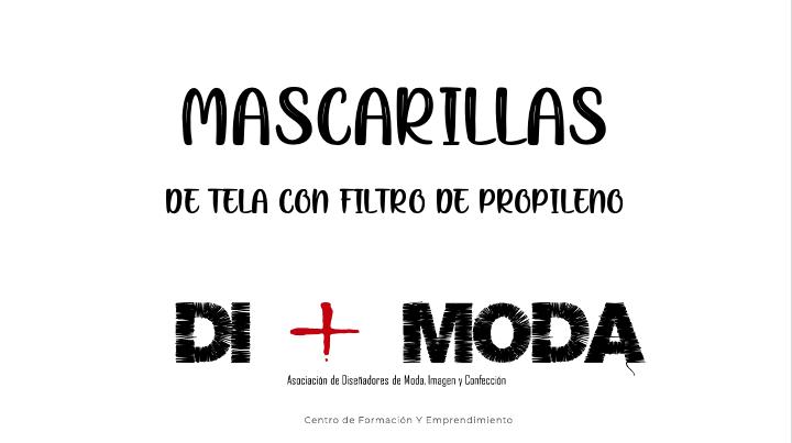 Descargate nuestro Dossier de Telas y Diseña tu Mascarilla, encontraras también bolsos , corbatas y Gorros a juego.